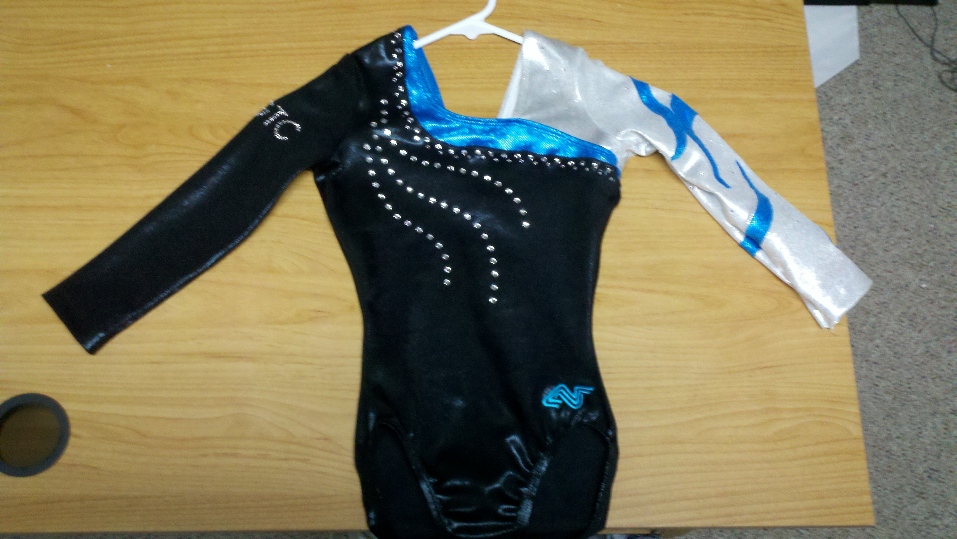 2010 NGTC Competition Leotard