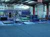 Big Gym Bars & Beam