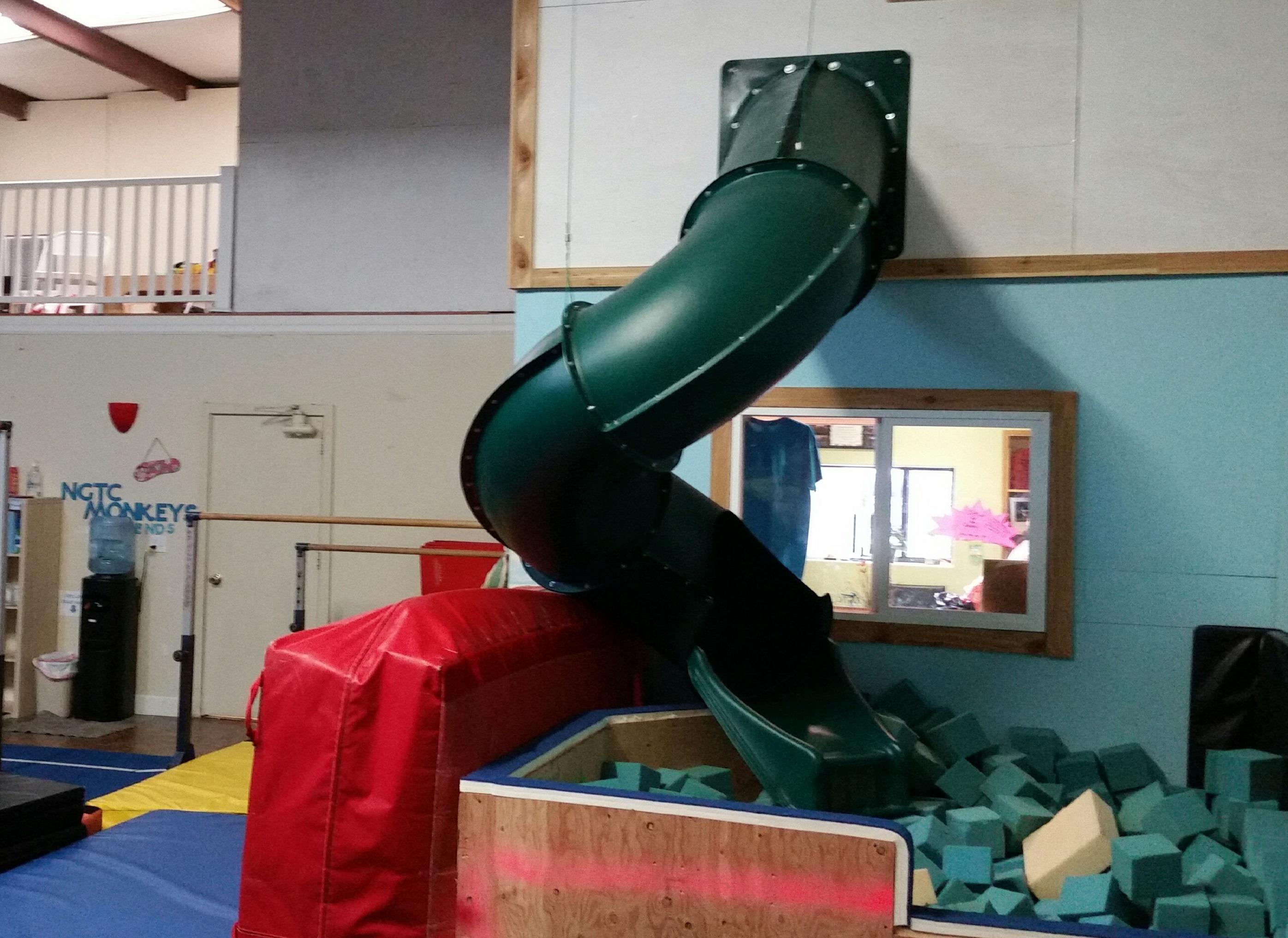 NGTC Preschool Slide Exterior