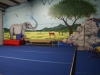 Small Gym Mural